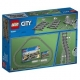 Конструктор LEGO City Trains Рельсы 60205